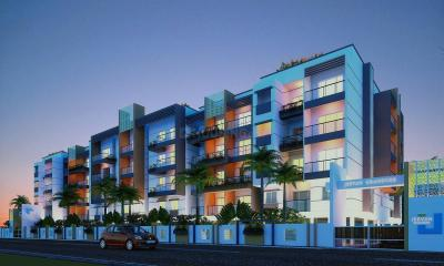 Gallery Cover Image of 1000 Sq.ft 2 BHK Apartment for buy in Krishnarajapura for 4450000