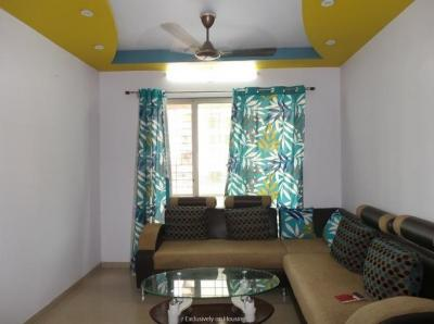 Gallery Cover Image of 1120 Sq.ft 2 BHK Apartment for rent in Kamothe for 23000