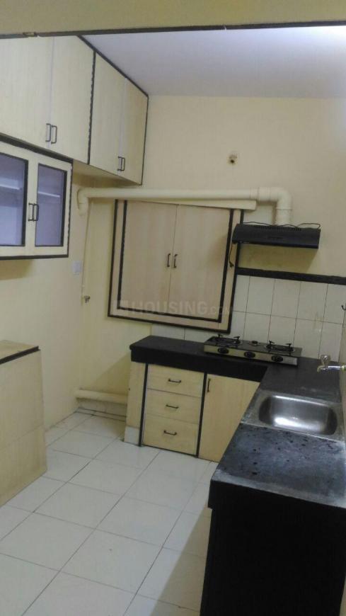 Kitchen Image of Alia PG in Jogupalya