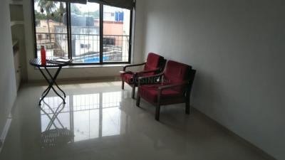 Gallery Cover Image of 650 Sq.ft 1 BHK Apartment for rent in Khar Danda for 38000