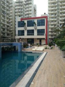 Gallery Cover Image of 1485 Sq.ft 3 BHK Apartment for rent in K W Srishti, Raj Nagar Extension for 12500