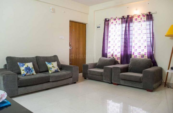 Living Room Image of Boys PG in Nayandahalli
