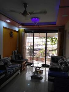 Gallery Cover Image of 950 Sq.ft 2 BHK Apartment for buy in Nerul for 7500000