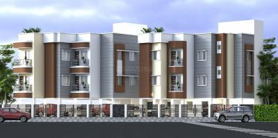 Gallery Cover Image of 630 Sq.ft 2 BHK Apartment for buy in Kolathur for 2835000