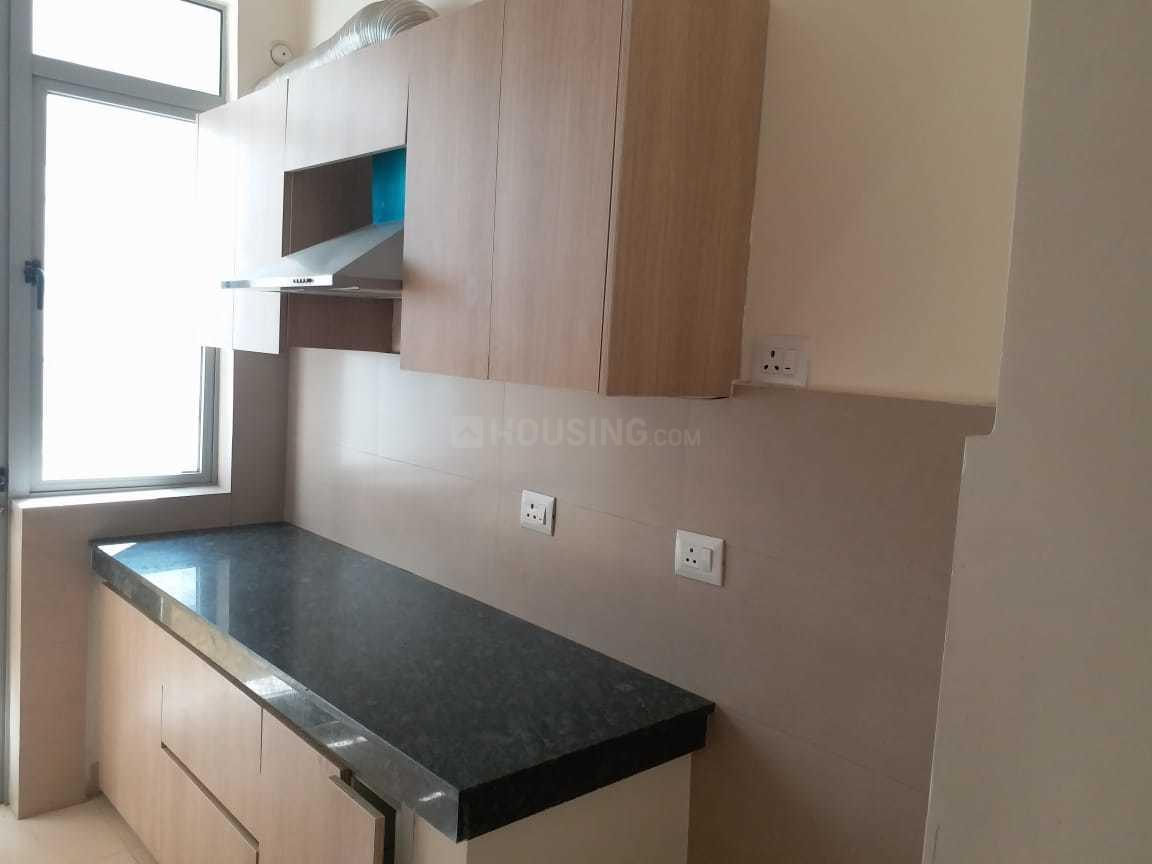 Kitchen Image of 4000 Sq.ft 2 BHK Apartment for rent in Sector 83 for 15000