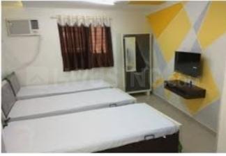 Bedroom Image of PG 4442667 Andheri East in Andheri East