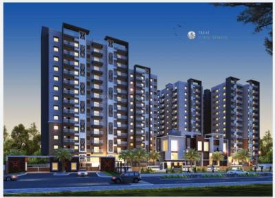Gallery Cover Image of 1218 Sq.ft 2 BHK Apartment for buy in Kukatpally for 8160600
