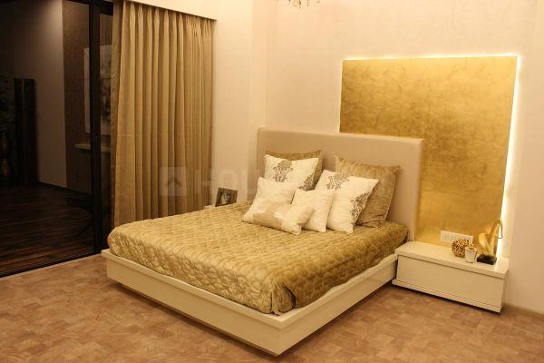 Bedroom Image of 1400 Sq.ft 2 BHK Apartment for rent in Goregaon East for 48000