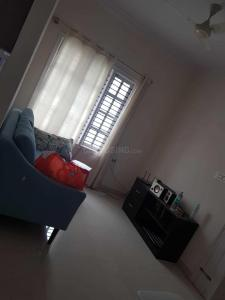 Gallery Cover Image of 1200 Sq.ft 1 BHK Apartment for rent in Murugeshpalya for 21000