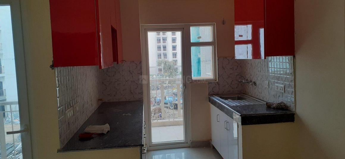 Kitchen Image of 1148 Sq.ft 2 BHK Apartment for rent in Anthem French Apartment , Sector - 106 for 10500