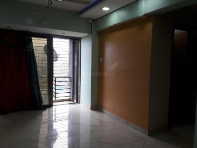 Gallery Cover Image of 630 Sq.ft 1 BHK Apartment for rent in Airoli for 19000