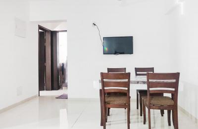 Living Room Image of Western Avenue Flat No. G-301 in Wakad