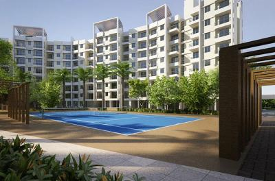 Gallery Cover Image of 600 Sq.ft 1 BHK Apartment for rent in Raunak City 3, Kalyan West for 8000