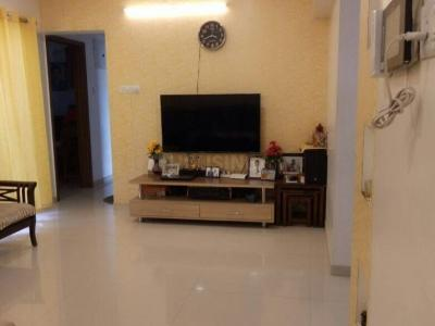 Gallery Cover Image of 620 Sq.ft 1 BHK Apartment for rent in Kharadi for 15000
