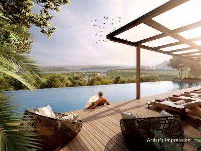 Gallery Cover Image of 1800 Sq.ft 3 BHK Apartment for buy in Piramal Vaikunth Thane, Thane West for 16900000