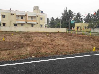 Gallery Cover Image of 1400 Sq.ft Residential Plot for buy in Mannivakkam for 4480000