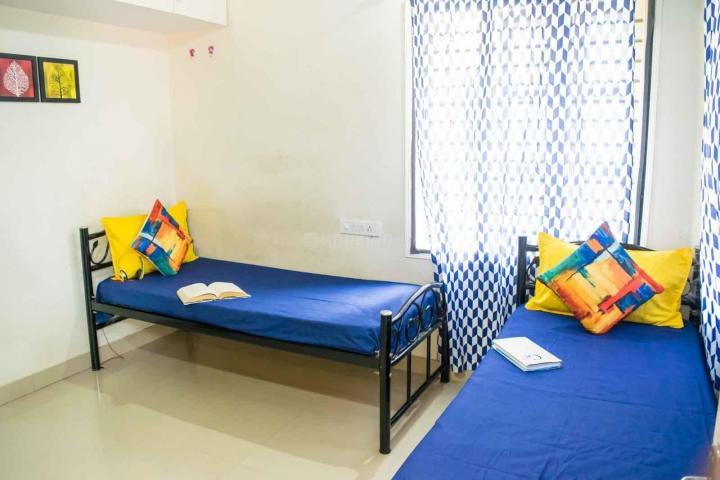 एचएसआर लेआउट में ज़ोलो पार्क व्यू में बेडरूम की तस्वीर