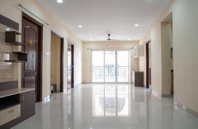 Gallery Cover Image of 1700 Sq.ft 3 BHK Apartment for rent in Hafeezpet for 33000