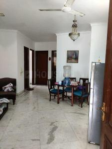 Gallery Cover Image of 900 Sq.ft 2 BHK Independent House for rent in Lajpat Nagar for 25000