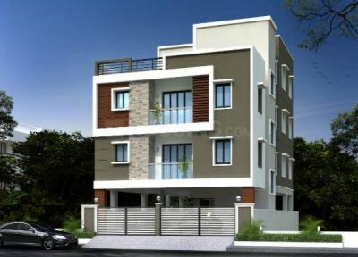 Gallery Cover Image of 780 Sq.ft 2 BHK Apartment for buy in Nanganallur for 7500000