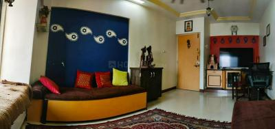 Gallery Cover Image of 600 Sq.ft 1 BHK Apartment for buy in Thane West for 7600000