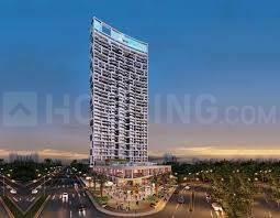 Gallery Cover Image of 950 Sq.ft 2 BHK Apartment for buy in Sunteck Signia Oceans, Airoli for 17800000