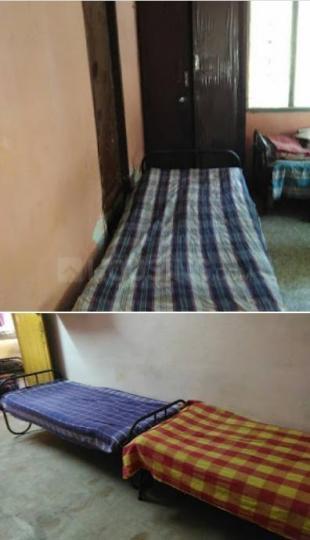 वसुंधरा एनक्लेव में एमी पेइंग गेस्ट में बेडरूम की तस्वीर