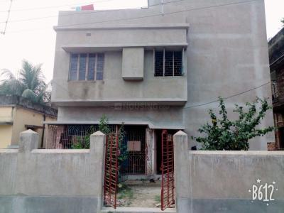 Gallery Cover Image of 600 Sq.ft 2 BHK Independent Floor for rent in Birati for 5000