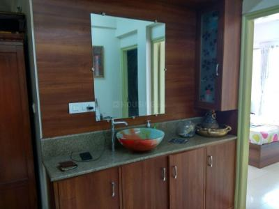 Gallery Cover Image of 1634 Sq.ft 3 BHK Apartment for rent in Aisshwarya Excellency, Dooravani Nagar for 34000