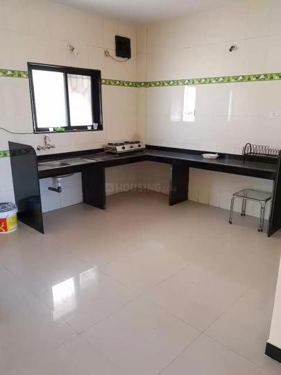 Kitchen Image of 1000 Sq.ft 2 BHK Independent House for rent in Hadapsar for 15000