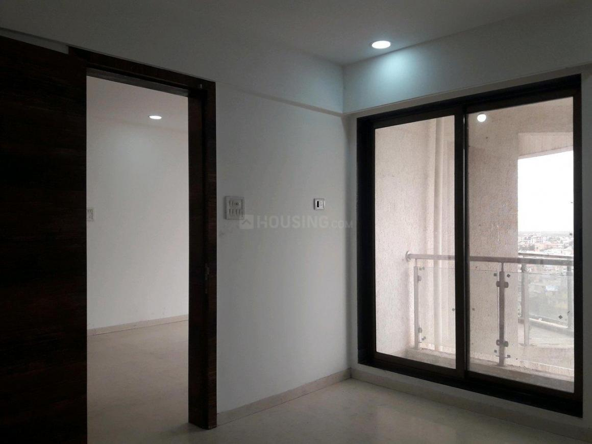 Bedroom Image of 678 Sq.ft 1 BHK Apartment for rent in Vashi for 19999