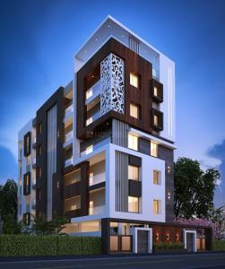 Gallery Cover Image of 2040 Sq.ft 3 BHK Apartment for buy in Anvesh Kuteer, Nagole for 10600000