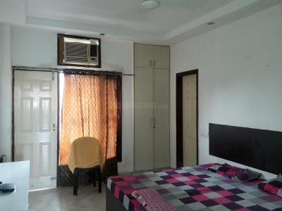 Bedroom Image of Swatik House PG in Sector 50