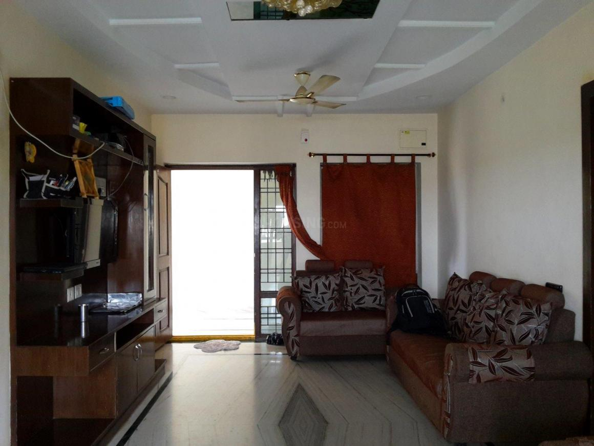 Living Room Image of 1280 Sq.ft 3 BHK Apartment for buy in Manikonda for 6200000