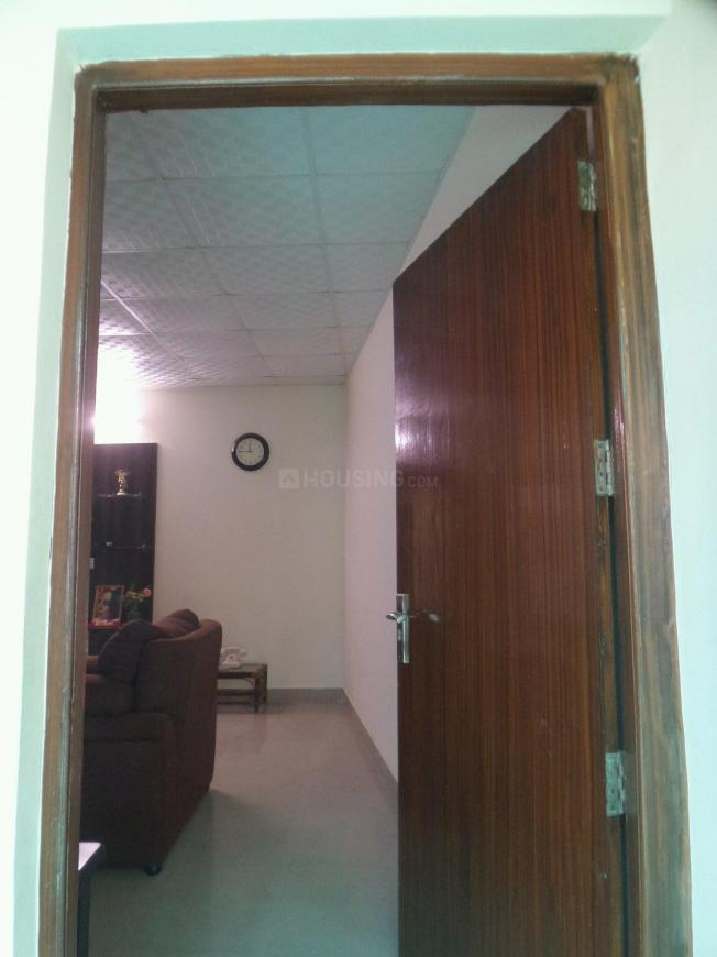 Main Entrance Image of 1000 Sq.ft 1 BHK Independent House for rent in Sector 70A for 30000