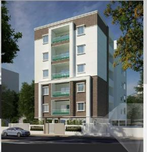 Gallery Cover Image of 1742 Sq.ft 3 BHK Apartment for buy in Kondapur for 12000000
