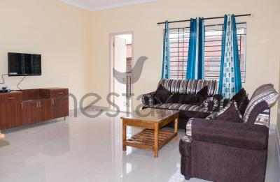 Living Room Image of PG 4642641 K R Puram in Krishnarajapura