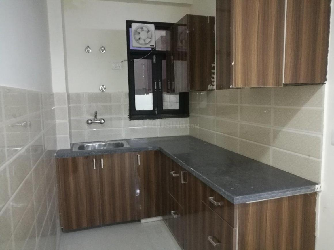 Kitchen Image of 770 Sq.ft 2 BHK Independent Floor for buy in Chhattarpur for 2800000