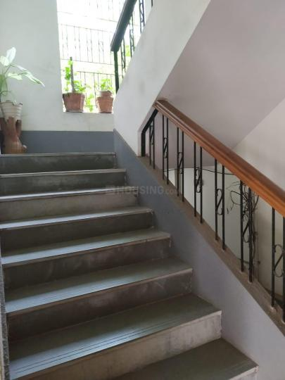 Staircase Image of 1000 Sq.ft 2 BHK Independent House for rent in Dombivli East for 15000
