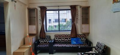 Gallery Cover Image of 800 Sq.ft 2 BHK Apartment for rent in Ujwal Terraces, Dhayari for 12000