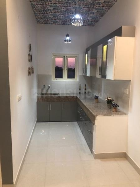 Kitchen Image of 1050 Sq.ft 3 BHK Apartment for buy in Sector 75 for 2632000