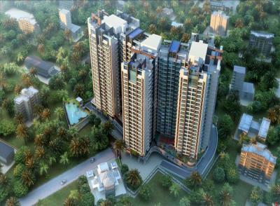 Gallery Cover Image of 1410 Sq.ft 2 BHK Apartment for buy in Bhayandar East for 15500000