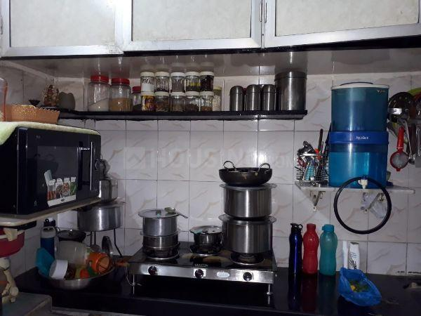 Kitchen Image of 325 Sq.ft 1 RK Apartment for rent in Vikhroli East for 14000