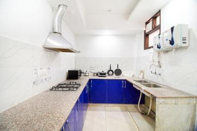 Kitchen Image of Oyo Life Grg1613 Golf Course Rd in Sector 53