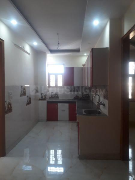 Living Room Image of 900 Sq.ft 3 BHK Independent Floor for rent in Bindapur for 18000