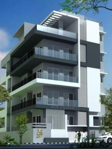 Gallery Cover Image of 999 Sq.ft 2 BHK Apartment for buy in Aradhya Ags Lavish, Annapurneshwari Nagar for 4990000