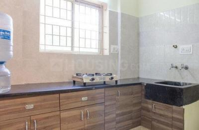 Kitchen Image of Sanjana Castle,305 in Srirampuram