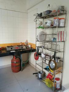 Kitchen Image of Kusmade PG in Kalas