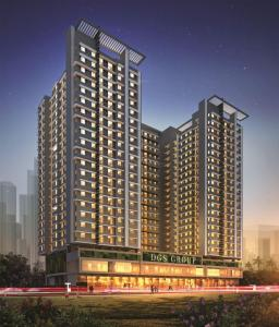 Gallery Cover Image of 1350 Sq.ft 3 BHK Apartment for buy in Sheetal Tapovan, Malad East for 17500000