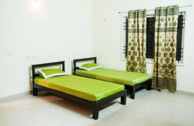 Bedroom Image of Aishwarya Nest in Marathahalli